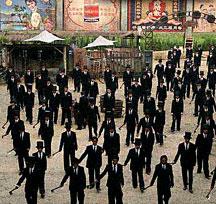 Kung fu hustle axe gang