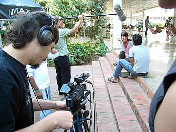 Audio and Video Production differences between a college and a university