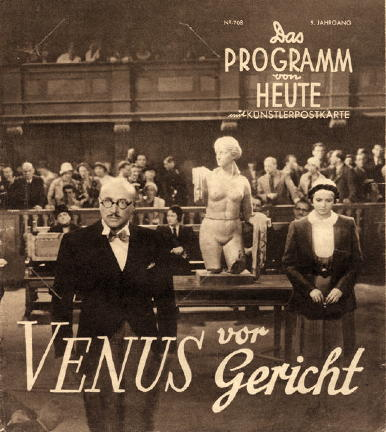 Venus vor Gericht movie