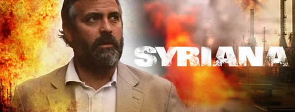 film studies of syriana The global social problem film a  my case studies in elucidating the global social problem  syriana follow a series of individuals in their interactions.