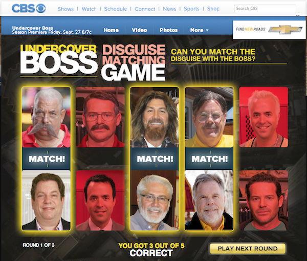 Celebrity Undercover Boss Soup Kitchen