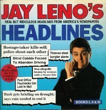 The White Flag Of Surrender Nbc Quot The Jay Leno Show Quot And