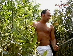 During Their Free Time At The Villa, The Sons Take Walks In The Garden  While Wearing Only Their Underwear.
