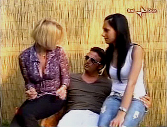Man And Two Women Having Sex