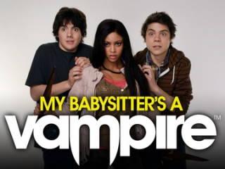 Vanessa Morgan plays supernatural sitter Sarah on My Babysitter's a Vampire  (Disney Channel, 2011).
