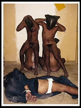 Naked Female Prisoners Tortured In Vietnam
