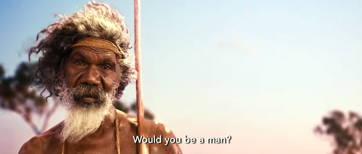 ผลการค้นหารูปภาพสำหรับ australia film scenes aboriginal king george