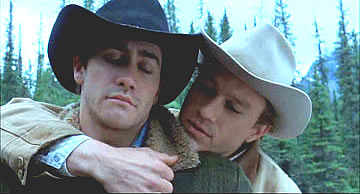 Brokeback Mountain Spit On Hand