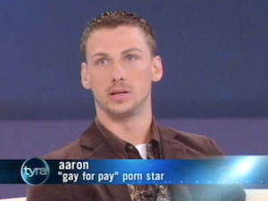 Gay for pay tyra banks show